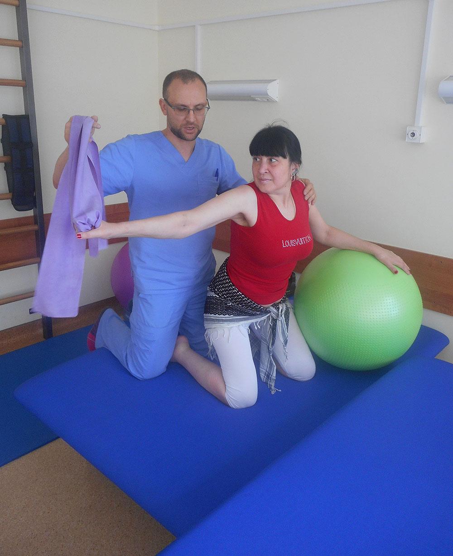 Тимур и пациентка